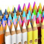 lápices zurdos